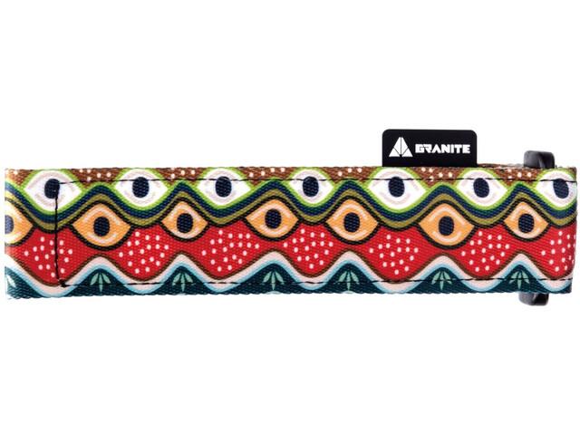 Granite Rockband Correa Transporte, Multicolor